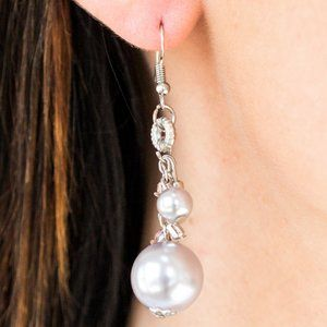 Timelessly Traditional Silver Earrings